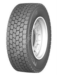 X MULTIWAY 3D XDE Michelin 295/80R22.5