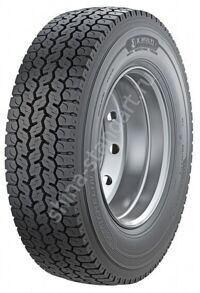 X MULTI D Michelin 215/75R17.5