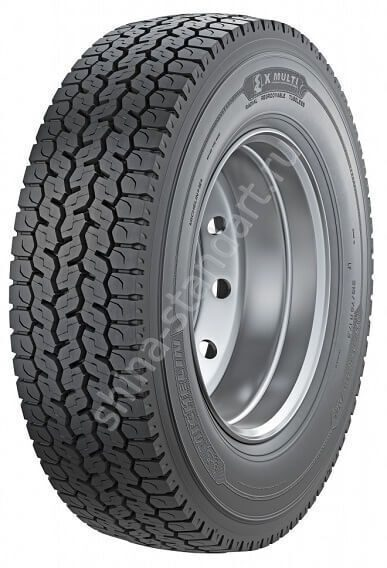 X MULTI D Michelin 285/70R19.5
