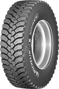 X WORKS HD D Michelin 315/80R22.5