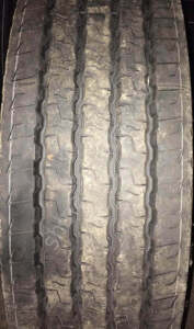 X Multi Z Michelin 275/80R22.5